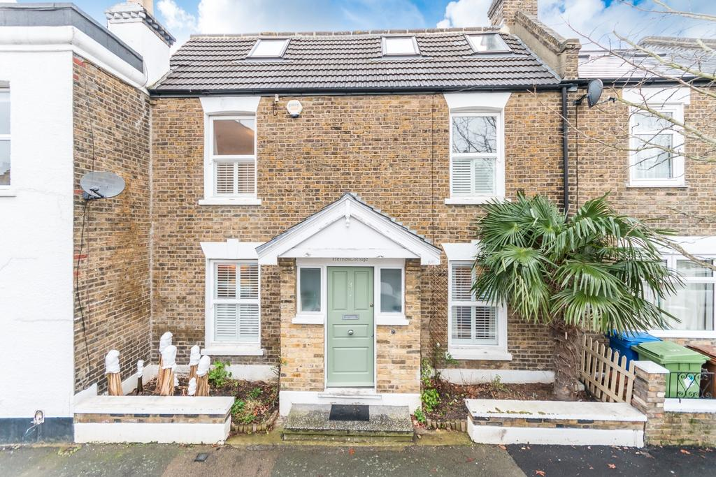 3 Bedrooms House for sale in Dunstans Grove East Dulwich SE22