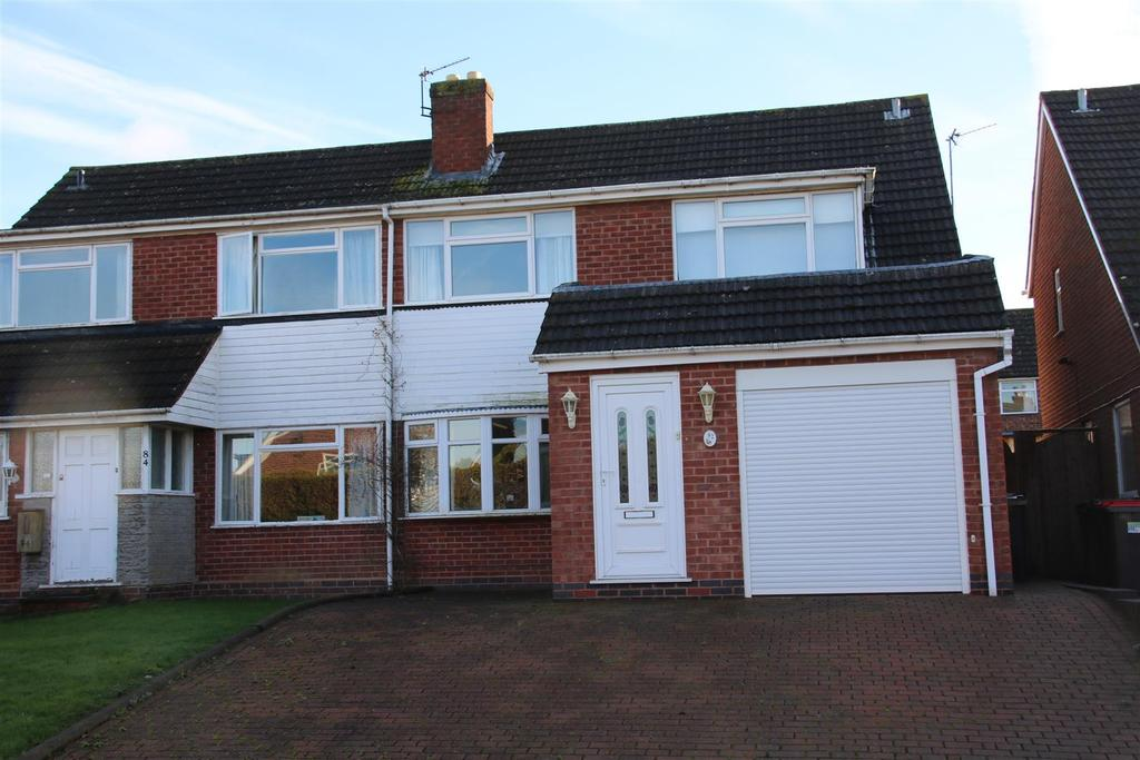 3 Bedrooms Semi Detached House for sale in Pooley View, Polesworth, Tamworth