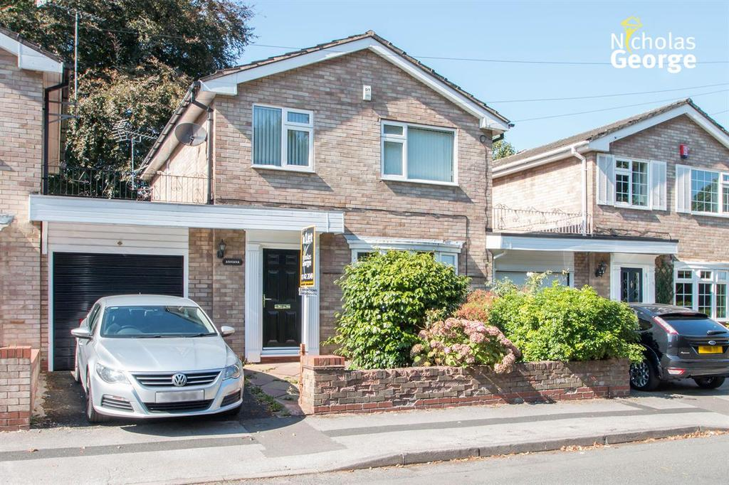3 Bedrooms Link Detached House for sale in Hayfield Road, Moseley, Birmingham