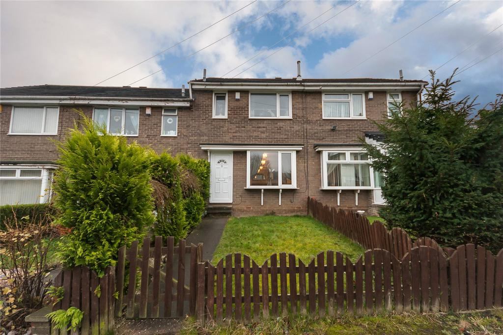 3 Bedrooms Terraced House for sale in Norwood Road, Huddersfield, West Yorkshire, HD2