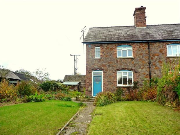 3 Bedrooms Semi Detached House for rent in Walford, Leintwardine, Craven Arms, Shropshire, SY7