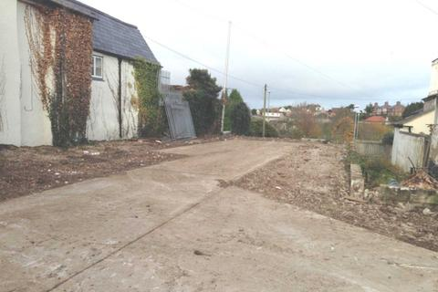 Land for sale - Land to the rear of 33 High Street, Holywell, CH8 7TE.