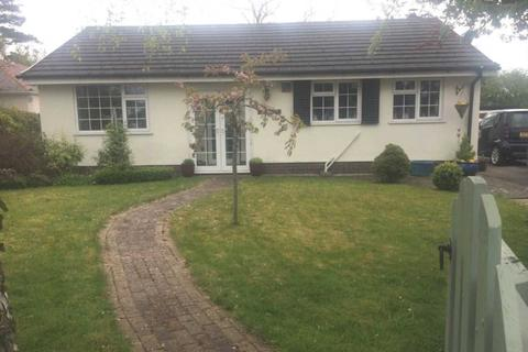 2 bedroom bungalow for sale - Ffordd Walwen, Lixwm, Flintshire.  CH8 8LW