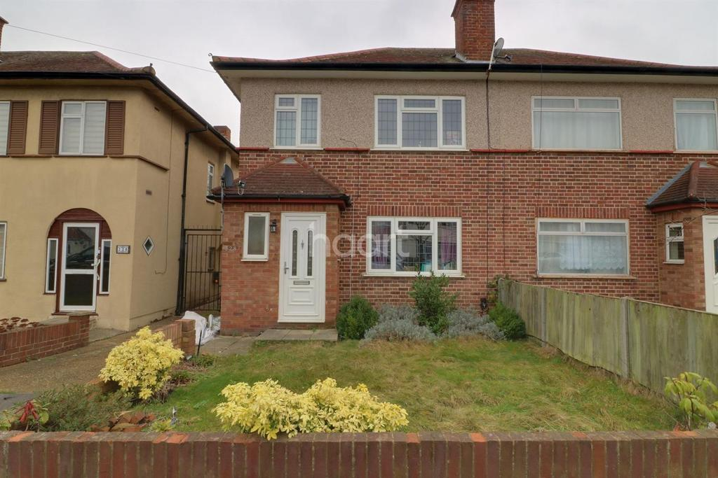 3 Bedrooms Semi Detached House for sale in North Hayes