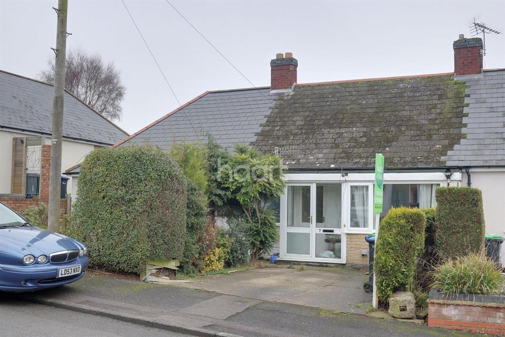 1 Bedroom Bungalow for sale in Laxton Drive, Hucknall