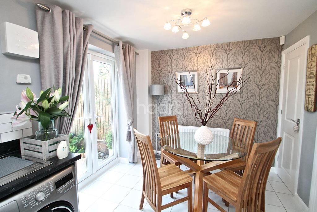 3 Bedrooms Terraced House for sale in Wigwam Lane, Hucknall