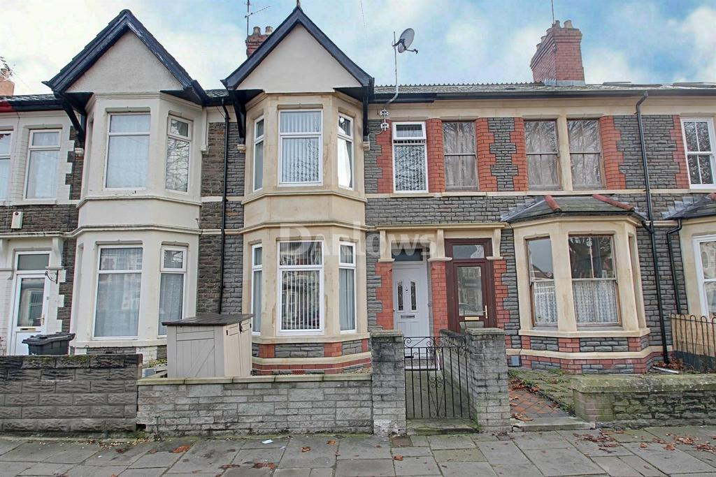 3 Bedrooms Terraced House for sale in Moorland Road, Splott, Cardiff