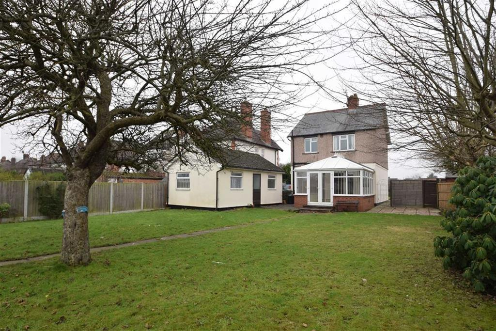 3 Bedrooms Detached House for sale in Wenlock Road, Shrewsbury