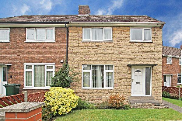 3 Bedrooms Semi Detached House for sale in Meadow Avenue, Rawmarsh, Rotherham