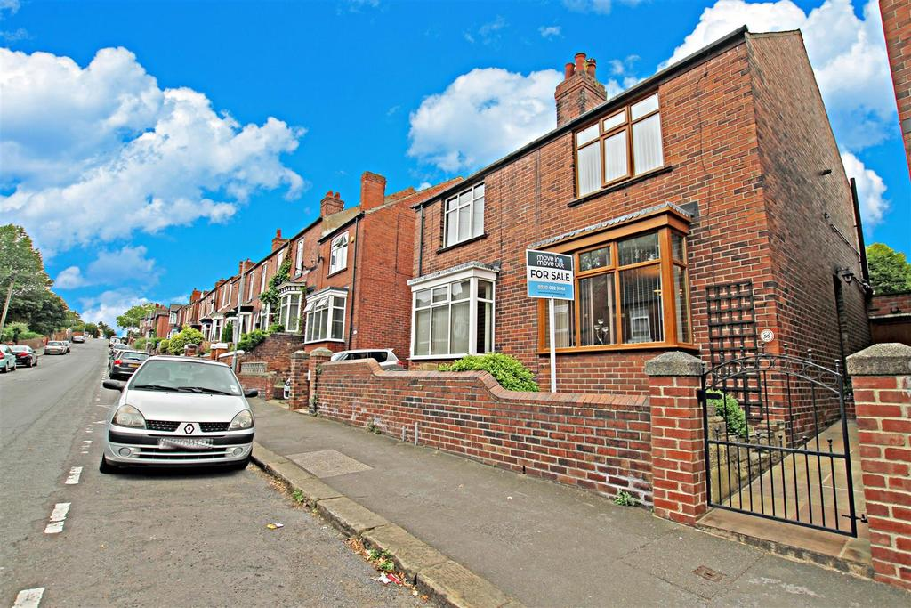 2 Bedrooms Semi Detached House for sale in Bradgate Lane, Rotherham