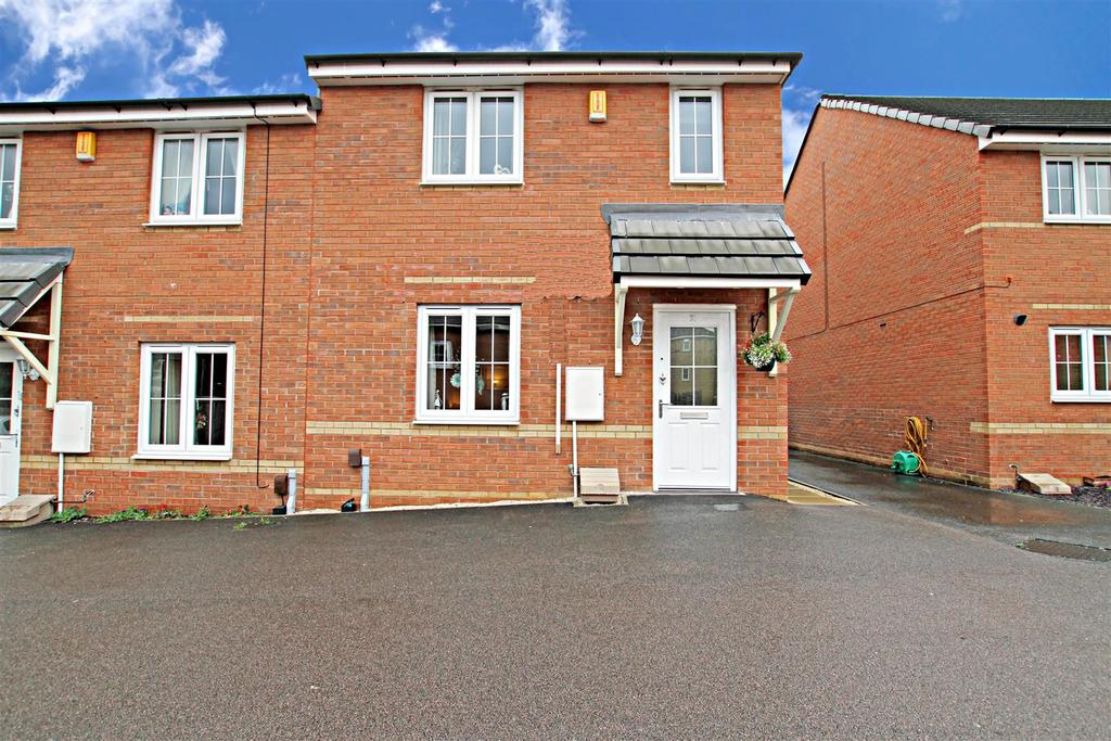 4 Bedrooms End Of Terrace House for sale in Armistead Avenue, Brinsworth, Rotherham