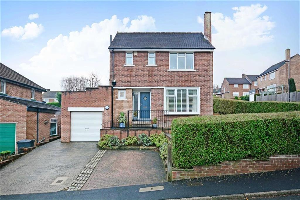 3 Bedrooms Detached House for sale in 64, Charnley Avenue, Ecclesall, Sheffield, S11