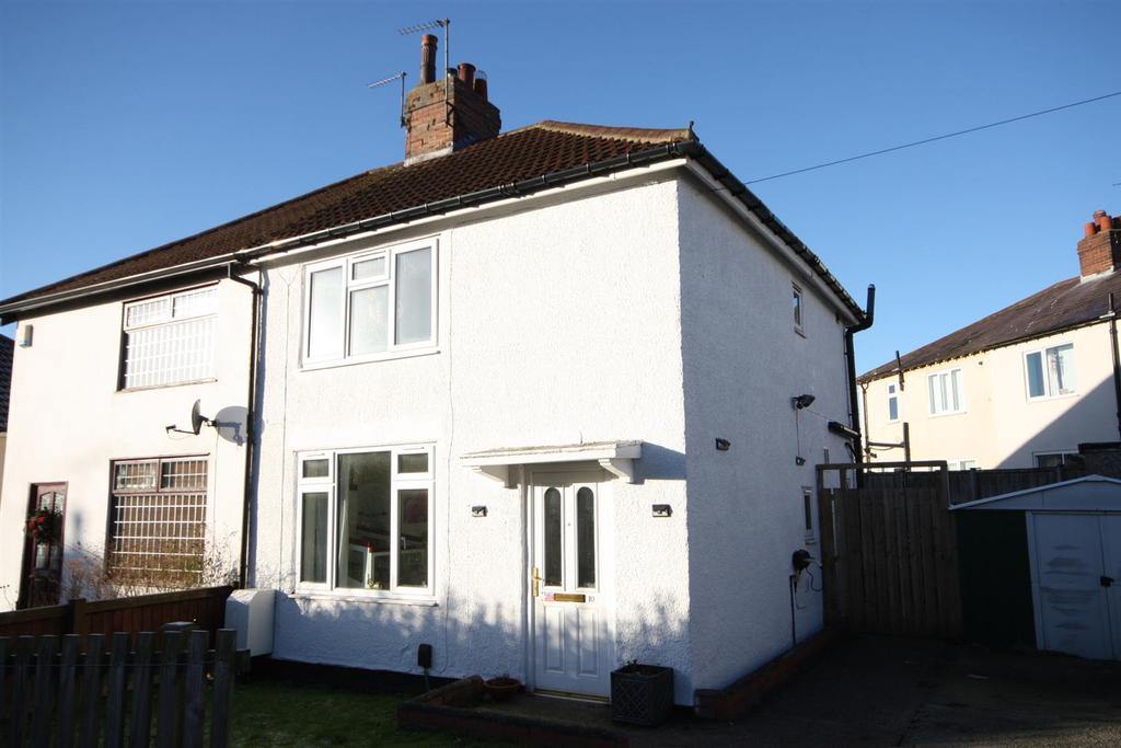 2 Bedrooms Semi Detached House for sale in Brooklands Crescent, Yeadon