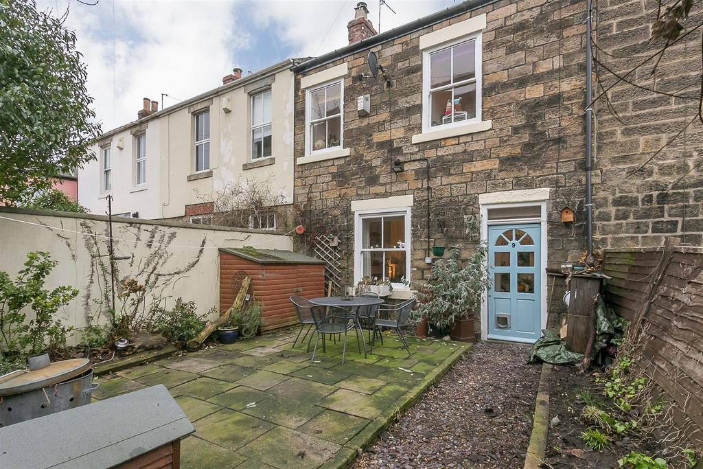 3 Bedrooms Terraced House for sale in Brandling Place, Jesmond, Newcastle upon Tyne