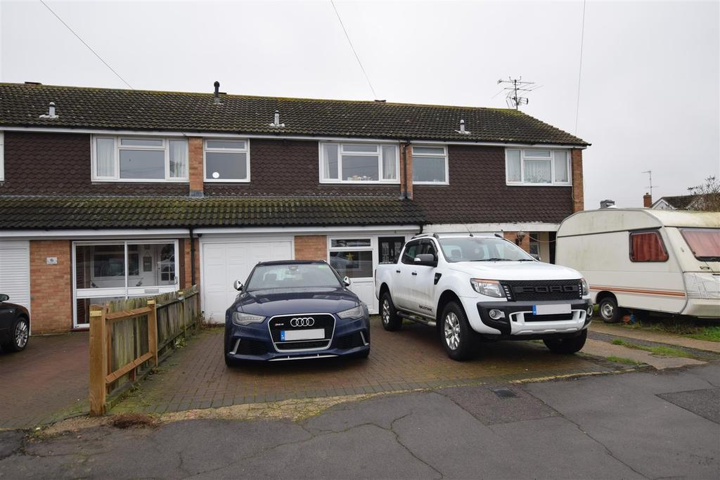 3 Bedrooms Terraced House for sale in Gloucester Avenue, Maldon