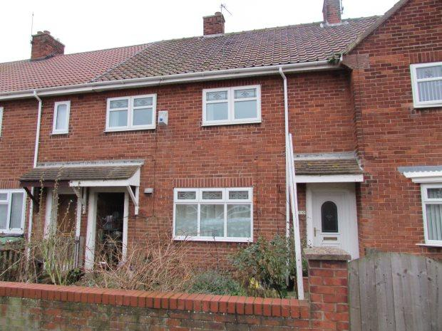 3 Bedrooms Terraced House for sale in PRISSICK STREET, HEADLAND, HARTLEPOOL
