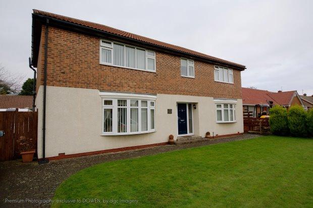5 Bedrooms Detached House for sale in MEADOW DRIVE, WEST PARK, HARTLEPOOL