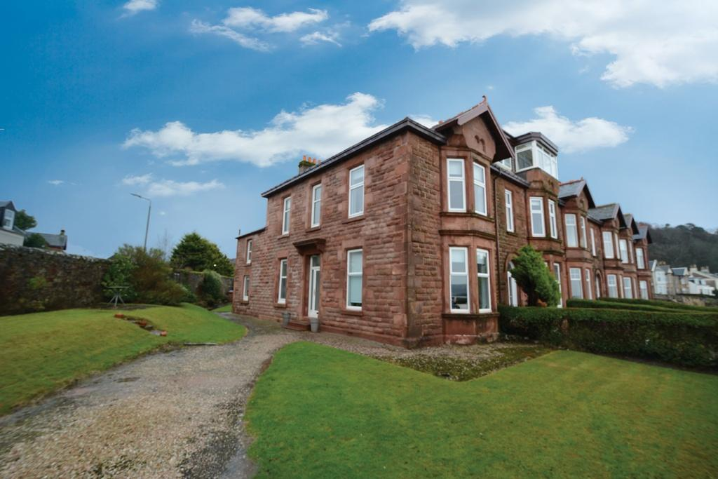4 Bedrooms End Of Terrace House for sale in 1 Kames Bay, Millport, KA28 0EA