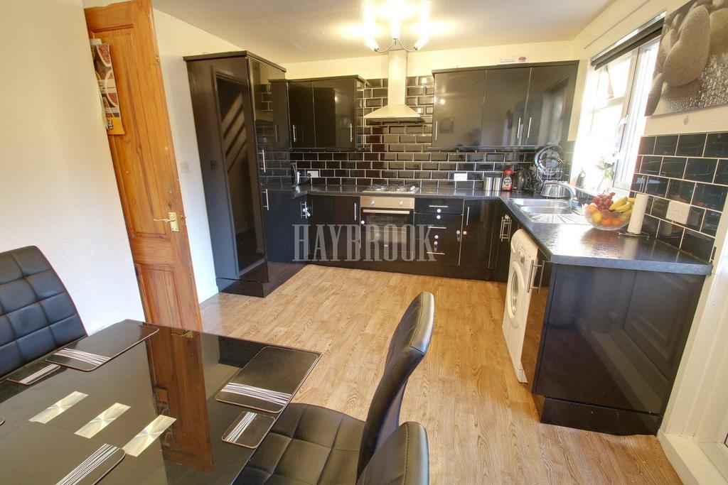 3 Bedrooms End Of Terrace House for sale in Uttley Drive, Darnall