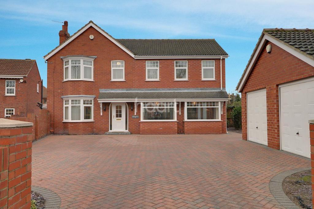 5 Bedrooms Detached House for sale in Station Road, Hatfield, Doncaster