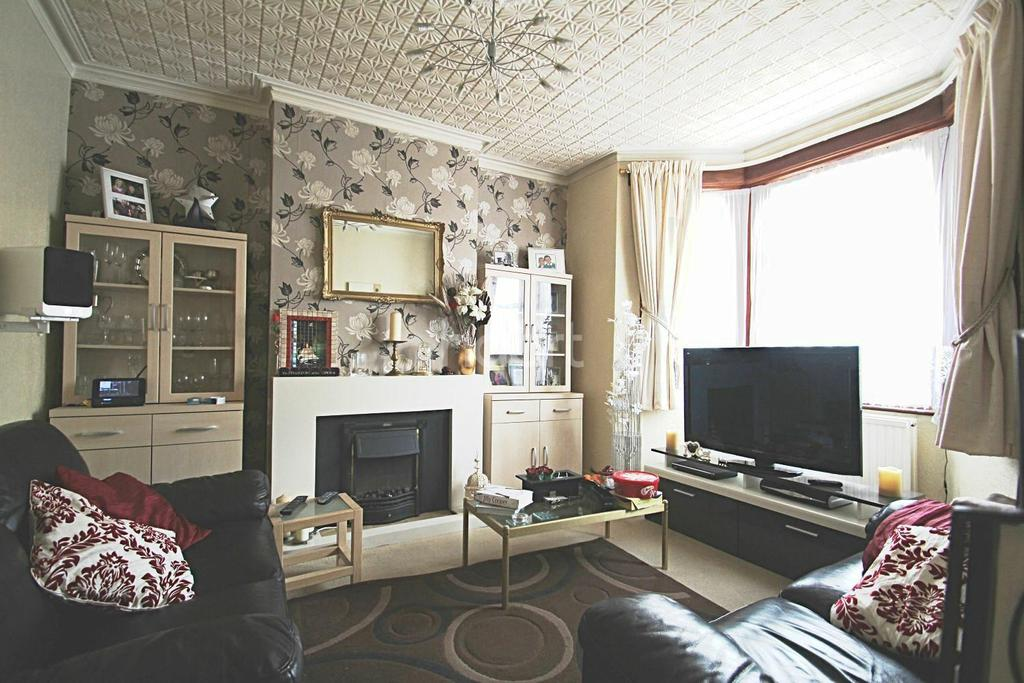 3 Bedrooms Terraced House for sale in Salmestone Road,Margate,CT9