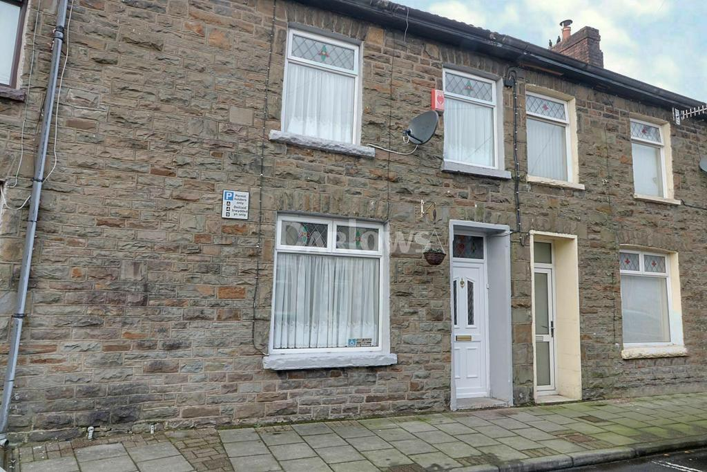 3 Bedrooms Terraced House for sale in Regent St, Ferndale