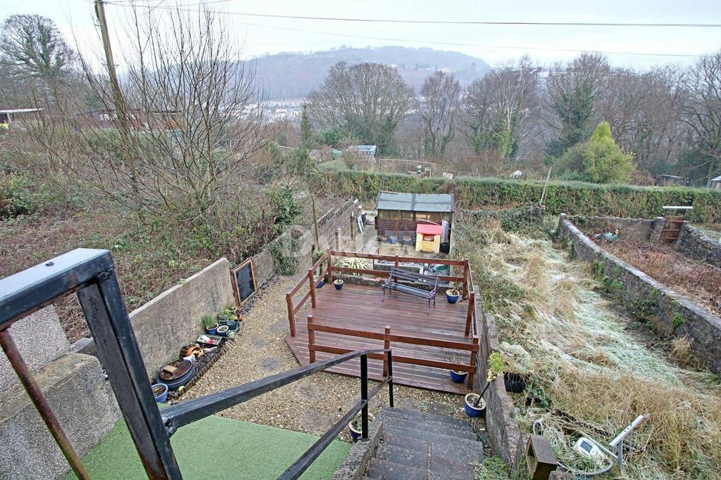 3 Bedrooms End Of Terrace House for sale in Danylan Road, Maesycoed