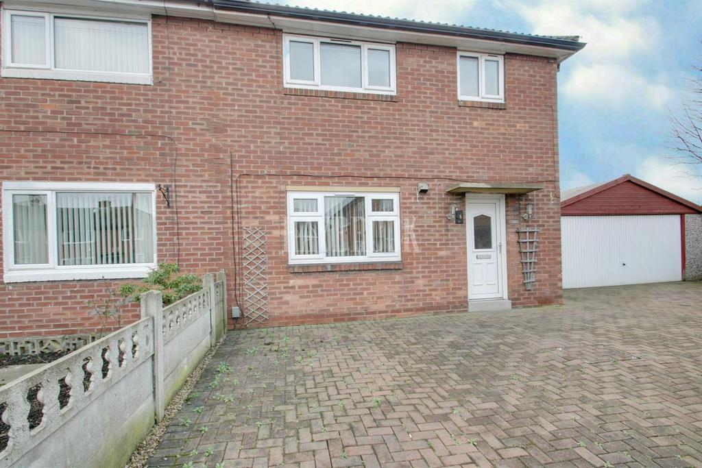 3 Bedrooms Semi Detached House for sale in Booth Place, Rawmarsh