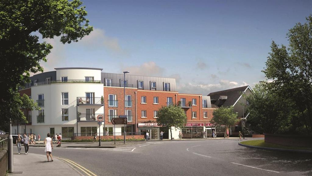 1 Bedroom Retirement Property for sale in Macaulay Road, Broadstone