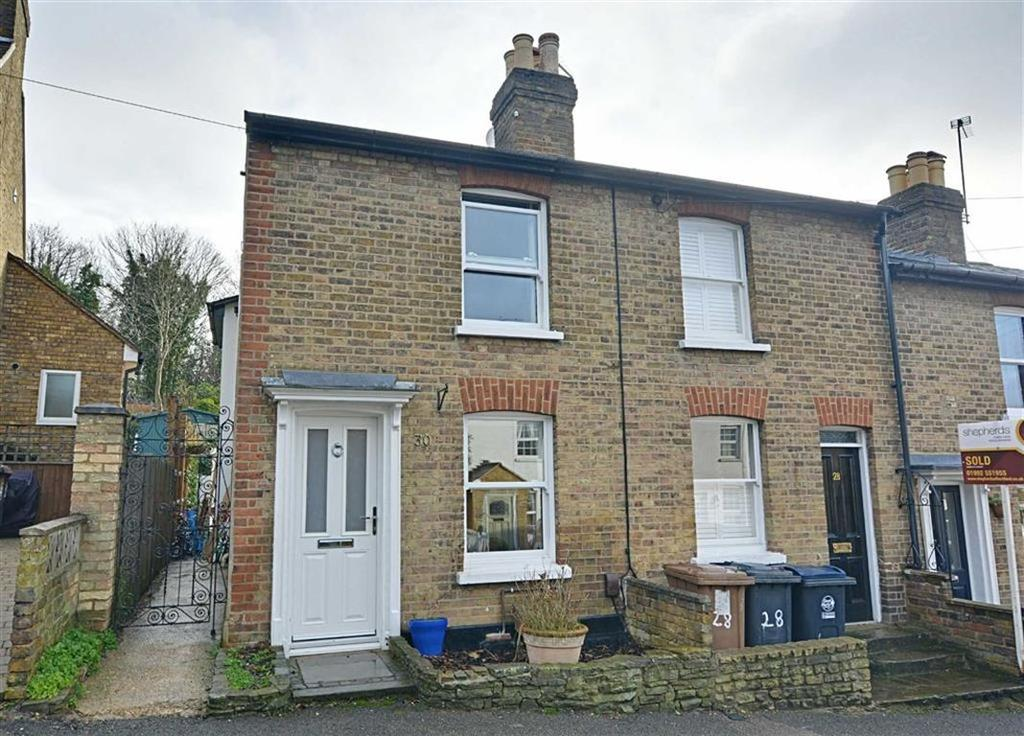 3 Bedrooms End Of Terrace House for sale in Byde Street, Bengeo, Herts, SG14