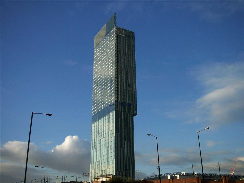 2 Bedrooms Apartment Flat for rent in Beetham Tower, Deansgate, Manchester, M3