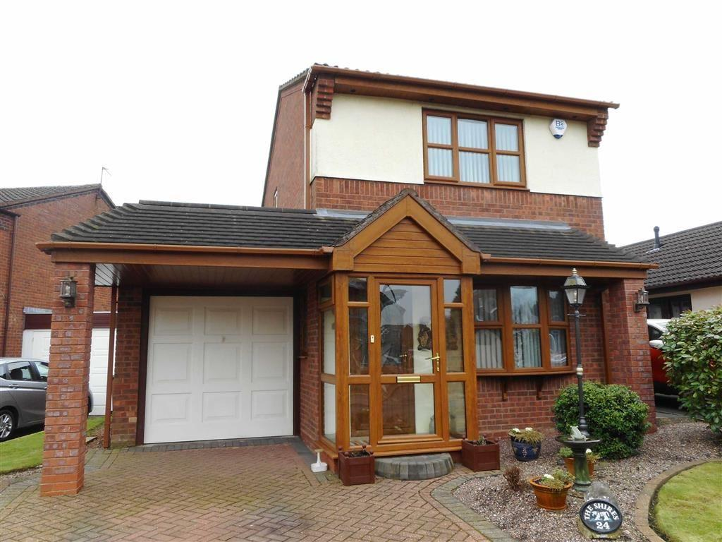 2 Bedrooms Detached House for sale in Selsdon Road, Bloxwich, Walsall
