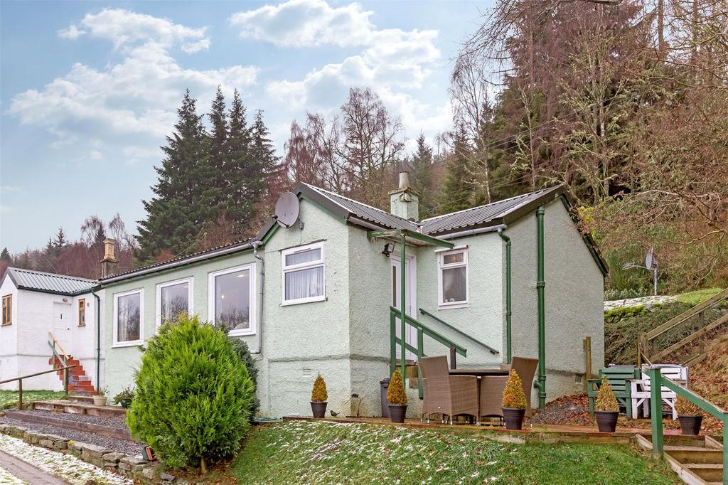 2 Bedrooms Detached Bungalow for sale in 4 Forestry Cottage, Allean, Pitlochry, PH16