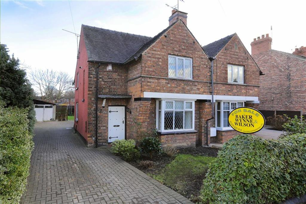 3 Bedrooms Semi Detached House for sale in Millstone Lane, Nantwich, Cheshire