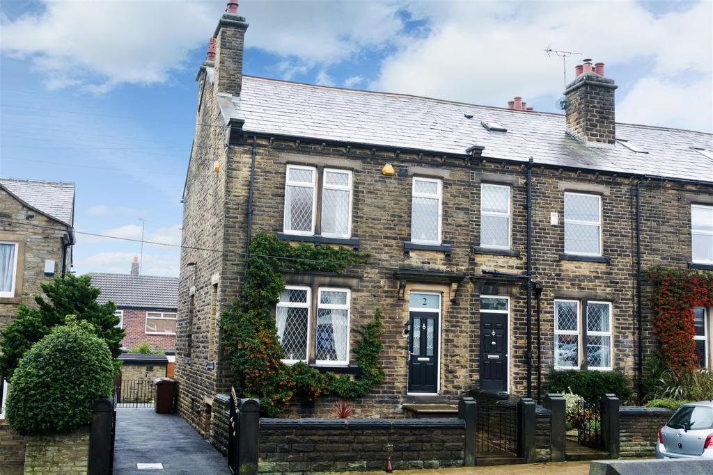 3 Bedrooms End Of Terrace House for sale in Chapel Street, Calverley