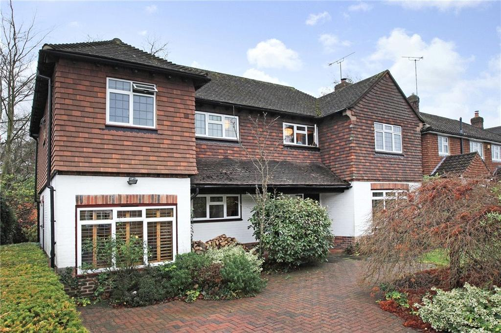 5 Bedrooms Detached House for sale in Cranmer Road, Sevenoaks, Kent, TN13