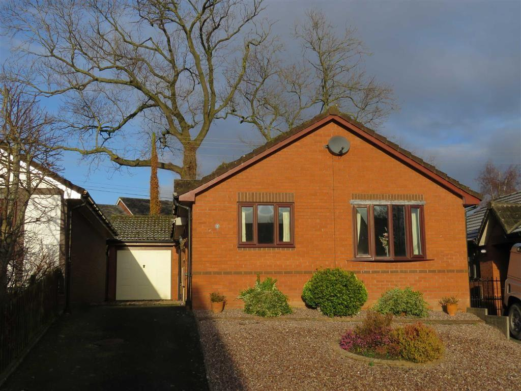 2 Bedrooms Bungalow for sale in Little Henfaes Drive, Welshpool, SY21
