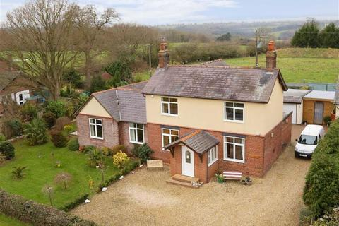 5 bedroom country house for sale - Sodylt Bank, Dudleston, Dudleston Ellesmere, SY12