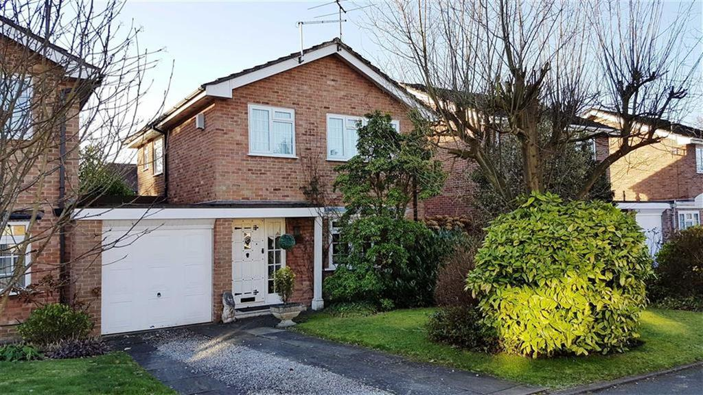 3 Bedrooms Detached House for sale in Copperfields, Off Manchester Road, Wilmslow