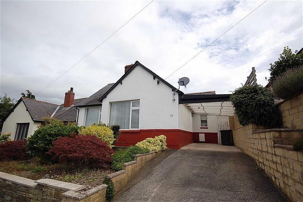 2 Bedrooms Semi Detached Bungalow for sale in Felcote Avenue, Dalton, Huddersfield, HD5