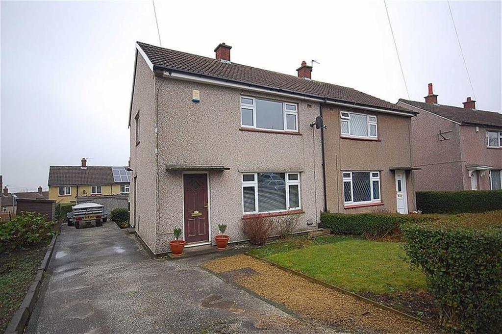 2 Bedrooms Semi Detached House for sale in Balmoral Avenue, Crosland Moor, Huddersfield, HD4