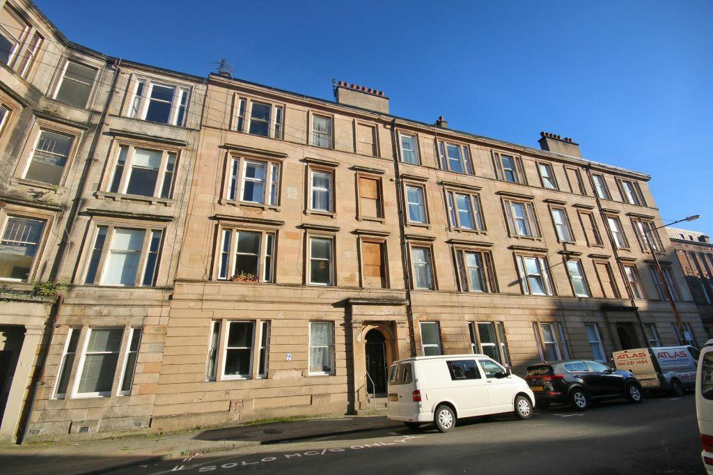 2 Bedrooms Flat for sale in 1/2, 6, Willowbank Crescent, Woodlands, Glasgow, G3 6NB