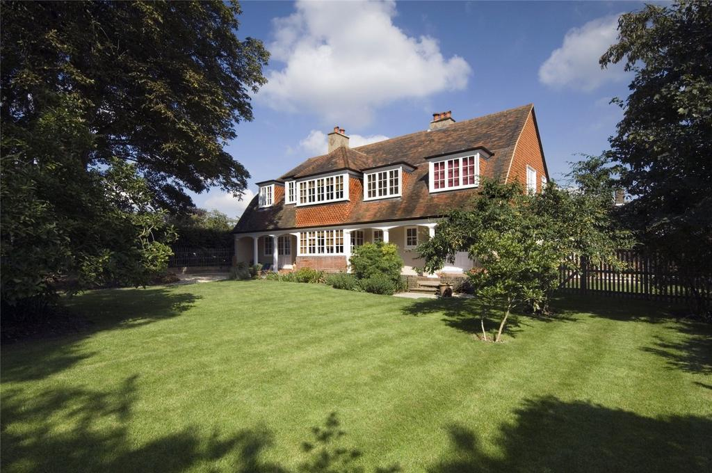 5 Bedrooms Detached House for sale in Hedgerley Lane, Beaconsfield, Buckinghamshire, HP9