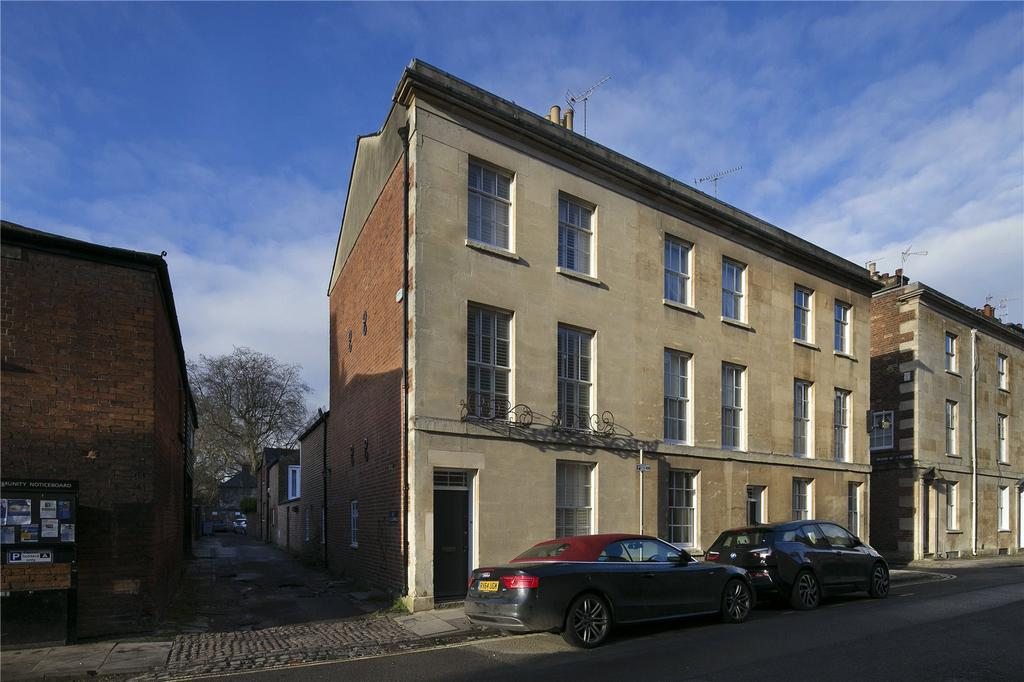 5 Bedrooms End Of Terrace House for sale in St. John Street, Oxford, Oxfordshire, OX1