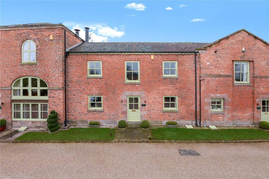 3 Bedrooms Unique Property for sale in Dobford Grange, North Rode, Congleton, Cheshire, CW12
