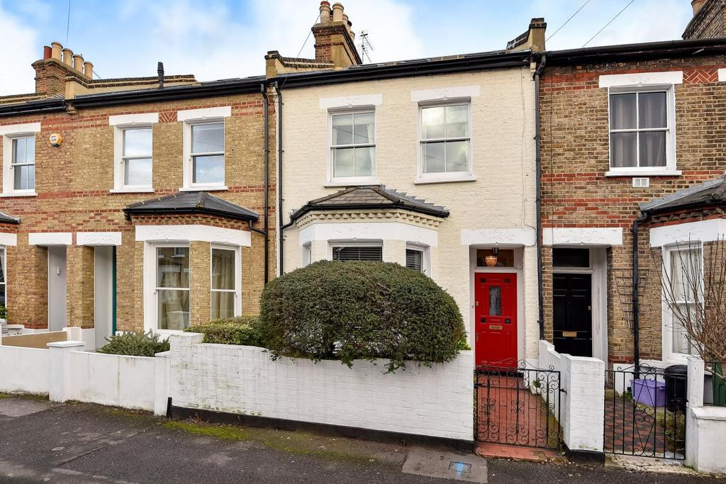 4 Bedrooms Terraced House for sale in Gladstone Road, Wimbledon