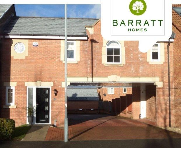 2 Bedrooms Semi Detached House for sale in HOWARD CLOSE, WEST CORNFORTH, SEDGEFIELD DISTRICT