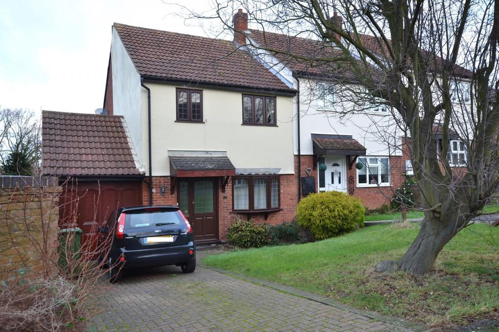 3 Bedrooms End Of Terrace House for sale in Grosvenor Gardens, Billericay, Essex, CM12