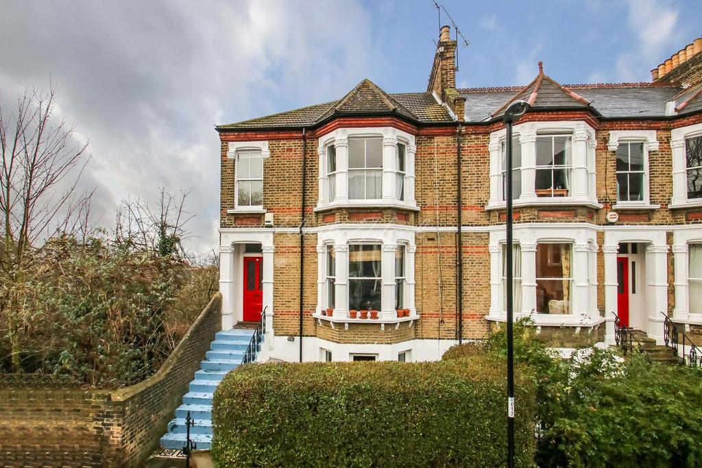 2 Bedrooms Flat for sale in Arbuthnot Road, SE14