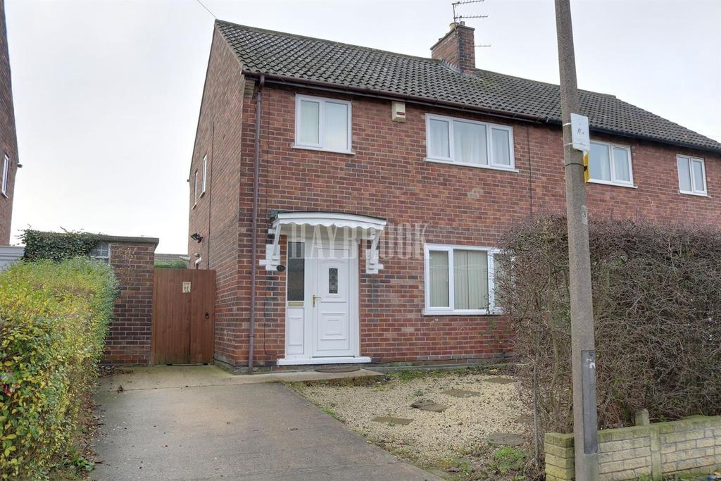 3 Bedrooms Semi Detached House for sale in Cantilupe Crescent, Aston
